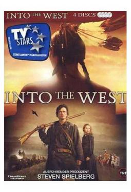 Into The West - Indianer Epos - 4 DVD - 9 Std. S..