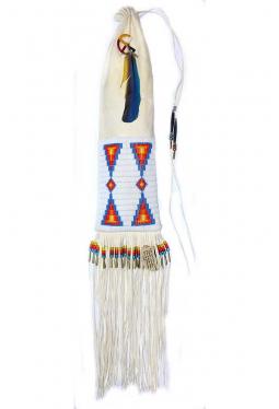 Pfeifenbeutel Pipebag Lakota Eva Sounding Cycle