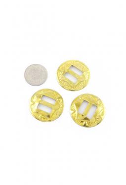 Chonchos golden 2.5 cm klein