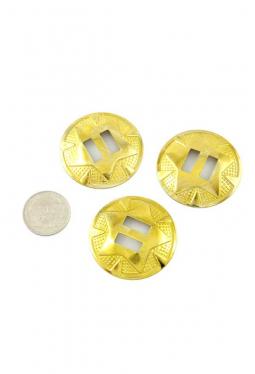 Chonchos golden 3.3 cm mittel