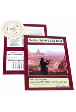 Flötenliederbuch - Native Spirit Song Book Vol.1
