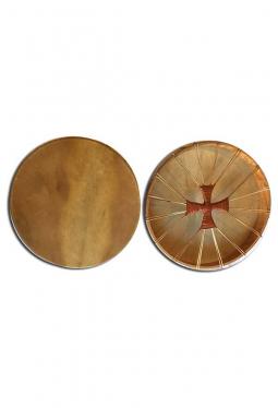 Schamanentrommel Rothirsch 50 cm Kangi Tanka (2)