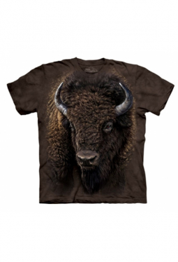 American Buffalo - The Mountain - T Shirt