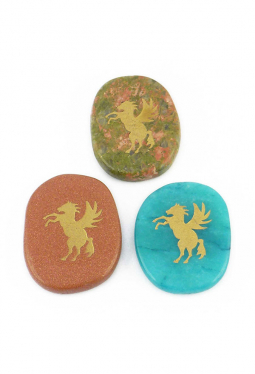 Pegasus - Kraftstein - Totemstone