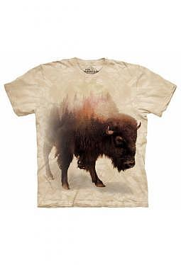 Bison Forest - The Mountain - T Shirt