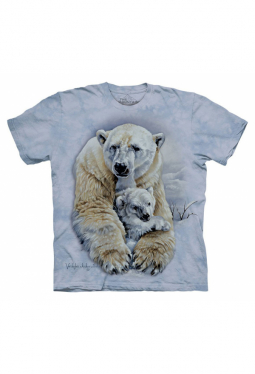 Polar Bears - The Mountain - T Shirt