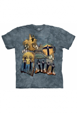 Flight Of The Shaman - The Mountain - T Shirt