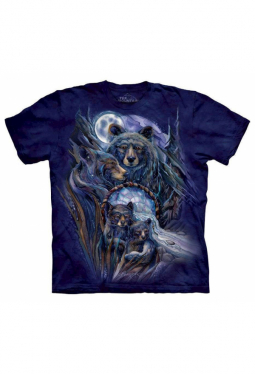 Journey To The Dreamtime - The Mountain - T Shirt
