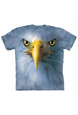 Eagle Face - The Mountain - T Shirt