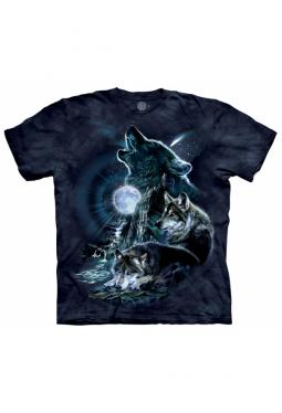 Bark At The Moon - The Mountain - T Shirt