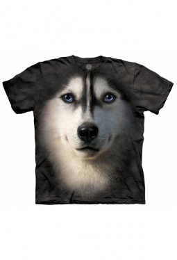 Siberian Face - The Mountain - T Shirt