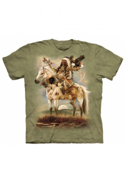 Spirit - The Mountain - T Shirt