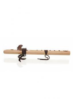 Fis Mol hoch - Ahorn - Indianische Flöte