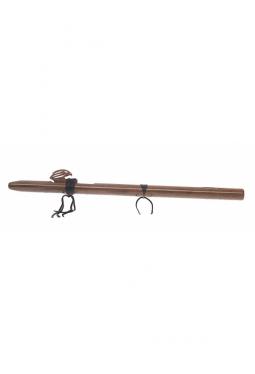 Fis Mol - Nussbaum Holz - Indianische Flöte