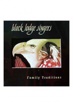 Pow Wow Songs - Black Lodge Family, Tradition