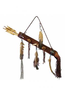 Pfeilköcher aus Hirschleder - Navajo Arbeit