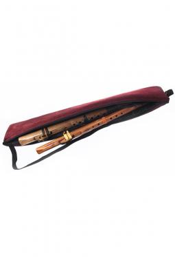 Flötenetui / Köcher soft bis 63 cm