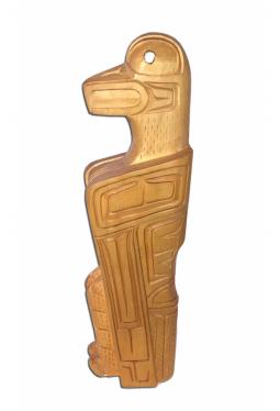 Adler Totem Yellow Cedar/Gelbzeder North West Co..