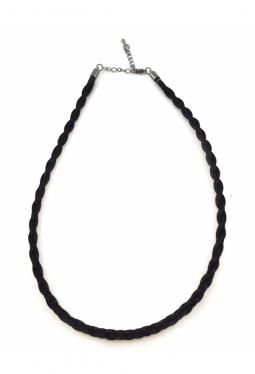 Halskette Pferdehaar geflochten - ca. 40 - 45 cm